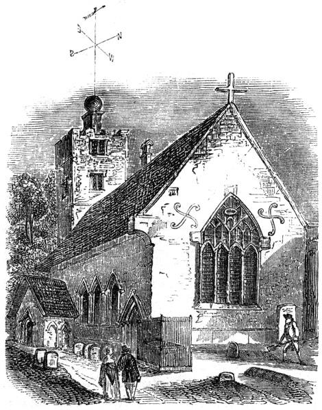 St Morden, 1851