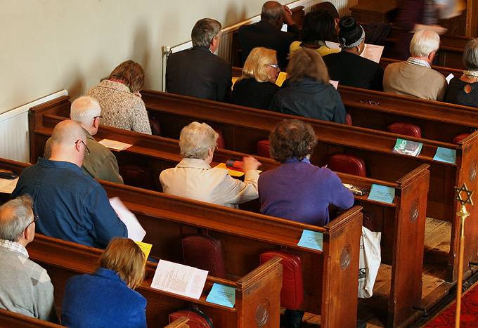 Photo of congregation